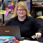 Frau Brockmann - Englisch, Sport, Leitung der Schulbuchausleihe