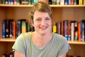 Karen Buijs - Schulsozialarbeiterin