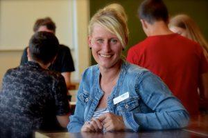 Melany Schlesselmann - Berufseinstiegsbegleitung