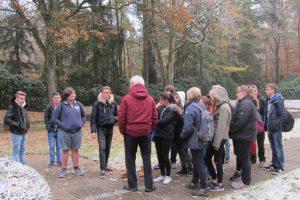 Besuch der Gedenkstätte Lager Sandbostel im November 2016