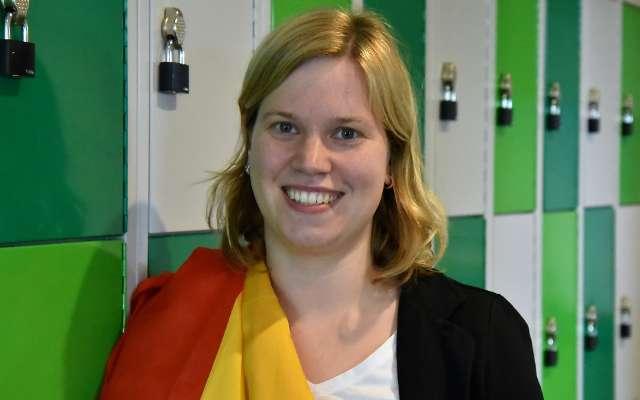 Frau Wehrenberg